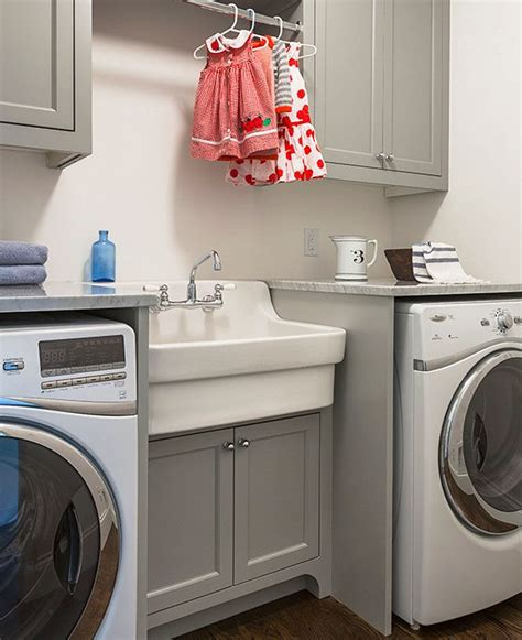 25 best ideas about laundry sinks on laundry