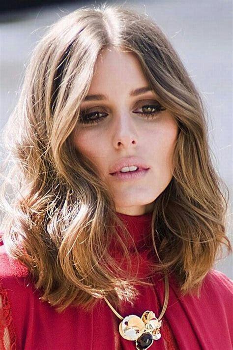 alina ermilova inspiration lob haircut olivia palermo lob a hair story pinterest olivia