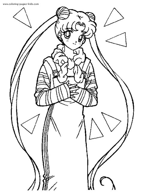 coloring sailor moon sailor moon coloring sailor moon coloring page sailor moon color page coloring pages for kids cartoon