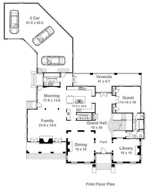 greek revival floor plans colonial greek revival house plan 72141 house plans the