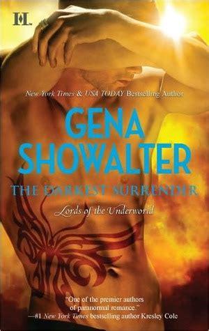 Of The Underworld The Darkest Lie Gena Showalter 301 moved permanently