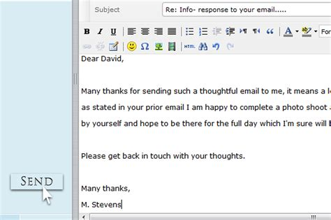 How To Respond To An Email With A Thank You 3 Steps Do Not Reply Email Template