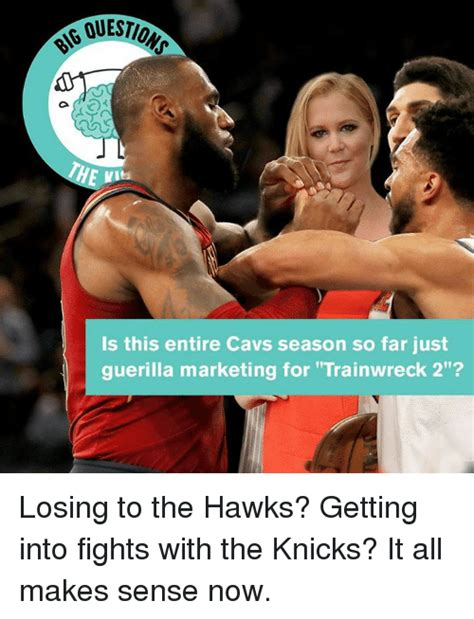 Its All Sense Now 2 by Questio Is This Entire Cavs Season So Far Just Guerilla