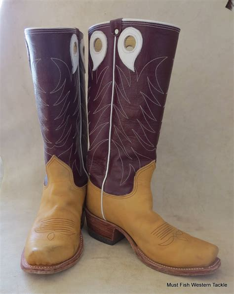 handmade seth ward cowboy boots