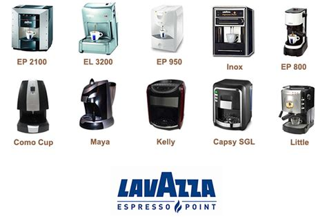 capsule aroma point lavazza espresso point