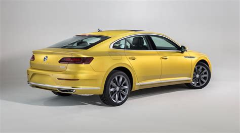 Vw 2019 Arteon by 2019 Vw Arteon Says Goodbye To The Cc The Torque Report
