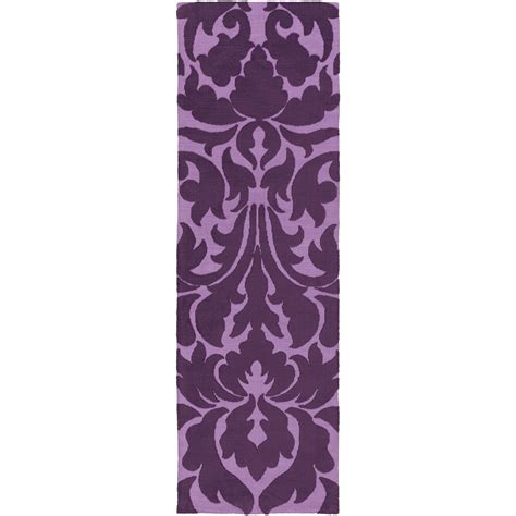 purple throw rug surya abigail purple area rug reviews wayfair