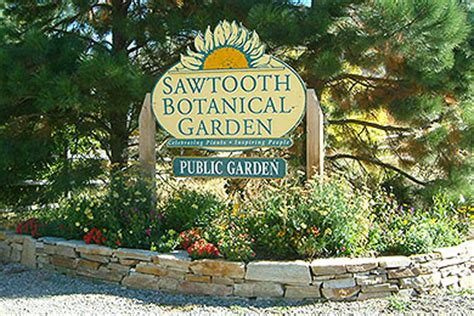 Sawtooth Botanical Gardens Sawtooth Botanical Gardens Ketchum Id Address Nearby Hotels On Family Vacation Critic