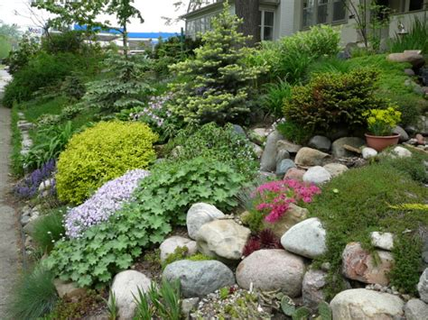 Small Rock Garden Planning Ideas 15 Cool Small Rock Small Garden Rockery Ideas