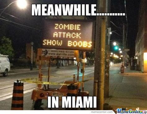 Miami Memes - meanwhile in miami by lowblow meme center