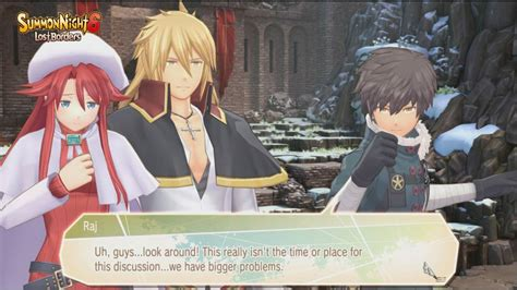 Summon 6 Lost Borders Reg All Ps4 summon 6 lost borders arriving on ps vita and ps4