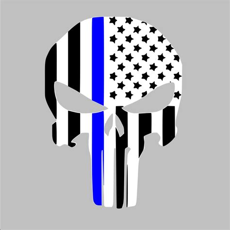 nc tattoo laws thin blue line american punisher enforcement