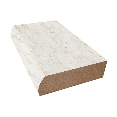 countertop edge bullnose edge wilsonart countertop trim white carrara