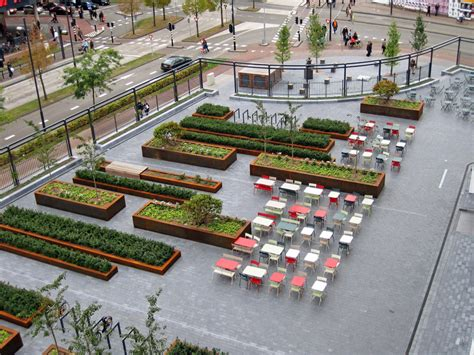 buro lubbers mathildeplein by buro lubbers 171 landscape architecture