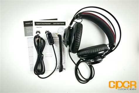 Headset Revolver S review hyperx cloud revolver gaming headset custom pc review