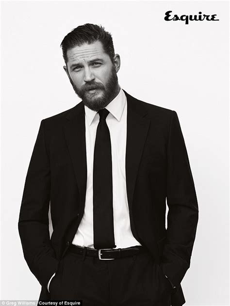 tom hardy suits up for smouldering esquire shoot daily
