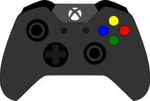 xbox controller svg crafts by two