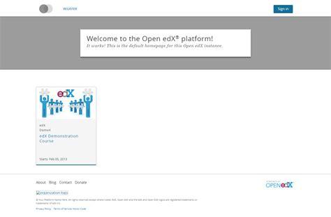linux tutorial edx open edx omnigatherum
