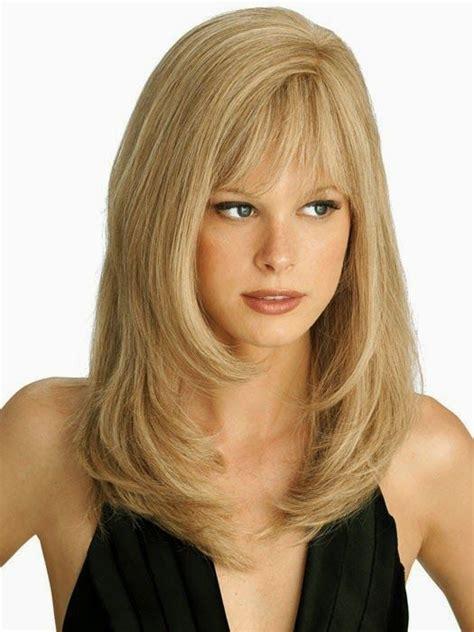 la moda en tu cabello cortes de pelo lacio en capas 2017