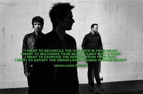 best muse lyrics muse undisclosed desires the best muse lyrics