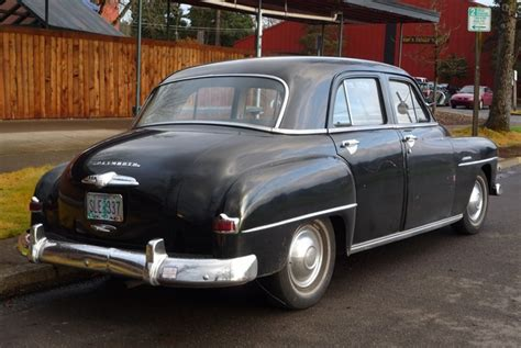 1953 plymouth cranbrook parts curbside classic 1951 plymouth cranbrook automotive