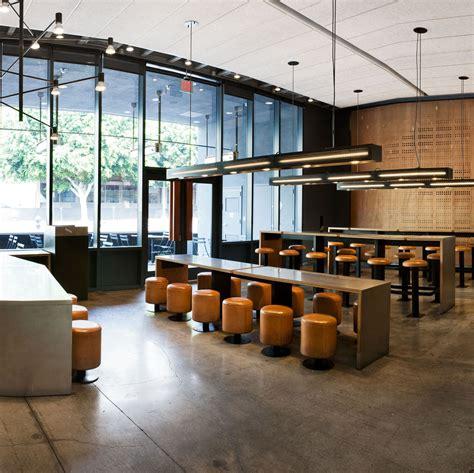 Restaurant Interior Chipotle Office Photo Glassdoor Chipotle Glass Door