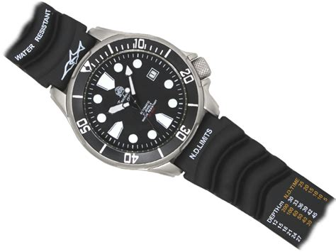 german dive watches tauchmeister german automatic diver 500m t0281 ebay
