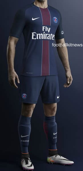 Jersey Psg Home 2016 2017 new psg kit 2016 17 germain nike home jersey