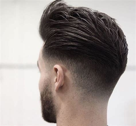 hairstyles that come to a point 25 amazing mens fade hairstyles part 5