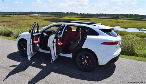 F F S 2017 jaguar f pace s usa drive review and