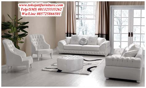Sofa Ruang Tamu Jepara sofa ruang tamu modern jepara www tokojatifurniture best store shop