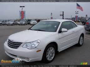 2008 Chrysler Sebring Touring 2008 Chrysler Sebring Touring Hardtop Convertible