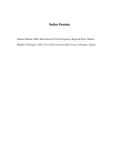 Mikroekonomi Teori Pengantar Edisi Ketiga Rajawali Press tugas teori ekonomi makro 1