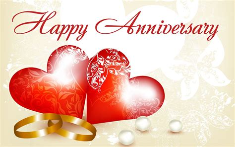 Wedding Anniversary Wallpapers by Happy Wedding Anniversary Rings Wide Hd Wallpapers