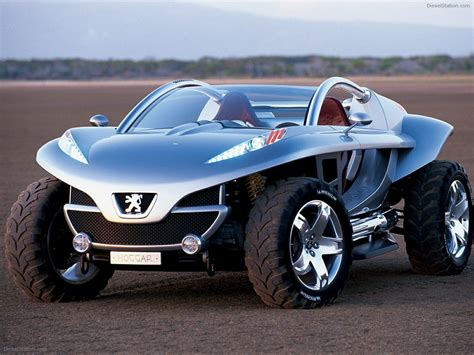 peugeot automobiles peugeot hoggar concept exotic car photo 017 of 20