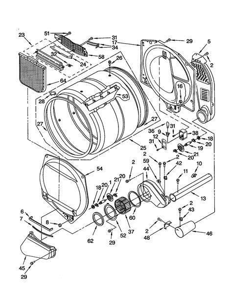 kenmore gas dryer parts diagram 301 moved permanently