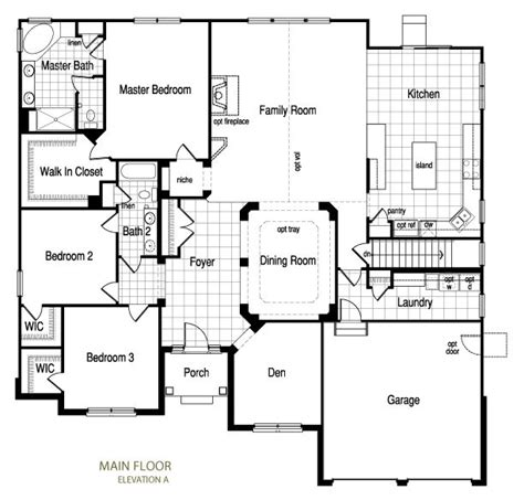 house plans no 87 stanwell blueprint home plans house best 25 ranch floor plans ideas on