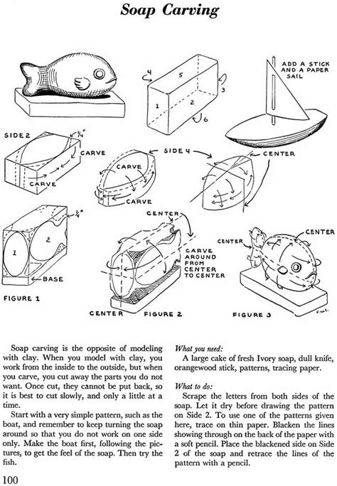 soap carving templates dover publications sle soap carving soap carving