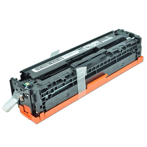 Toner Cartridge Hp Ce320a Cp1525 128a Black Remanufactured Bergarans eco friendly remanufactured toner cartridge compatible with hp ce320a