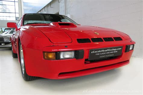 Porsche 924 Carrera Gt by 1981 Porsche 924 Carrera Gt Classic Throttle Shop