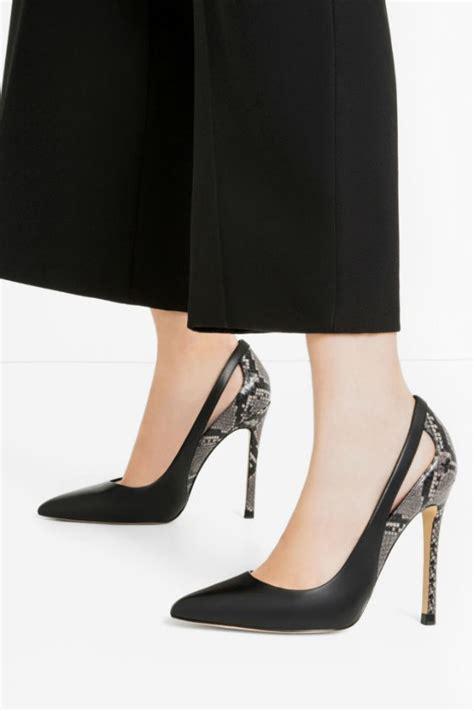 Zara Zapato botas stilettos y bailarinas de la colecci 243 n de zapatos