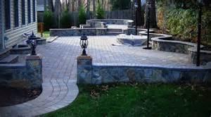 paver wall designs nightvale co