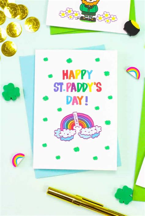 St S Day Cards Free Printable