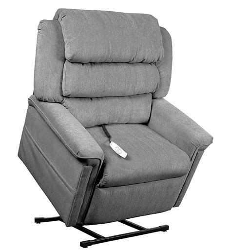 Wide Power Lift Recliners by Mega Motion Wide Power Chair 3 Position Chaise