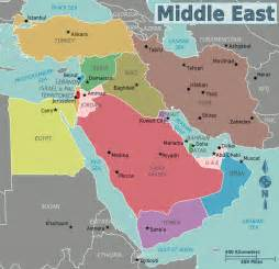 Map Of Middle East middle east gaza strip arab countries near east west bank