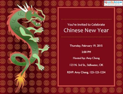 new year dinner invitation wording new year invitations