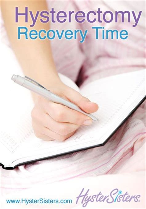 How Is For A Hysterectomy by 1000 Images About Hysterectomy Recovery On