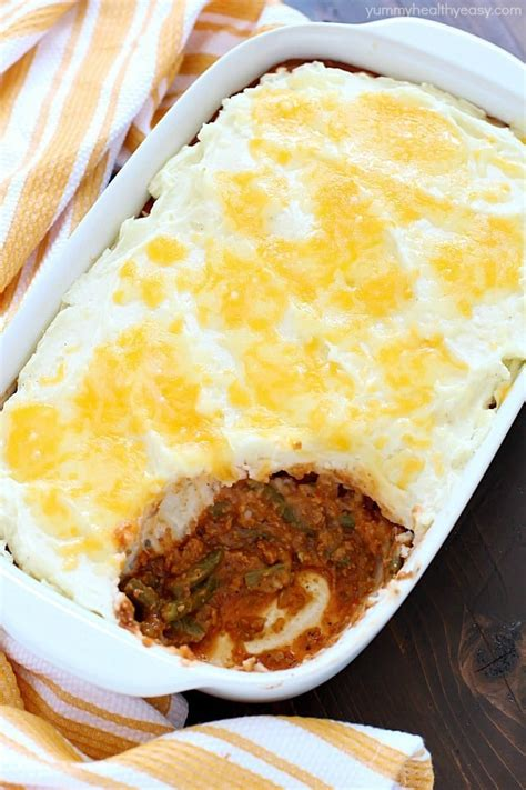 Vegetarian Cottage Pie Oliver Easy Vegetarian Shepard S Pie Healthy Easy