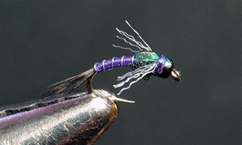 skinny nymph parks fly shop s local and custom flies