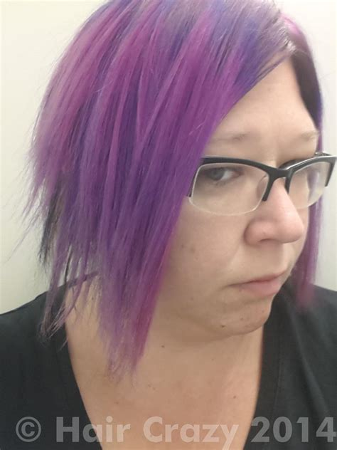 faded colour hairstyles fading my purple hair forums haircrazy com